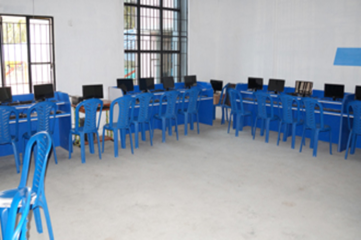 Aachi International School-Computer Lab