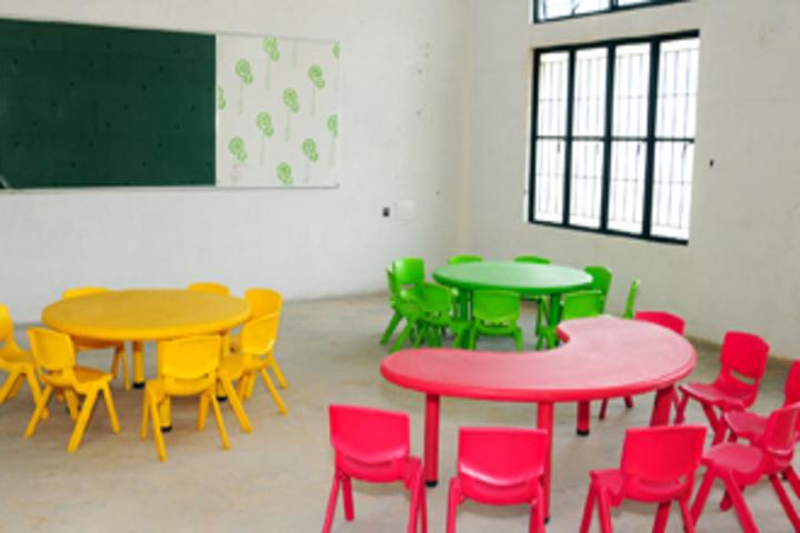 Aachi International School-KG Class Room