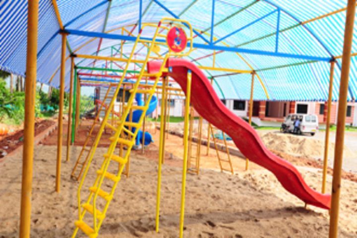 Aachi International School-Play Area