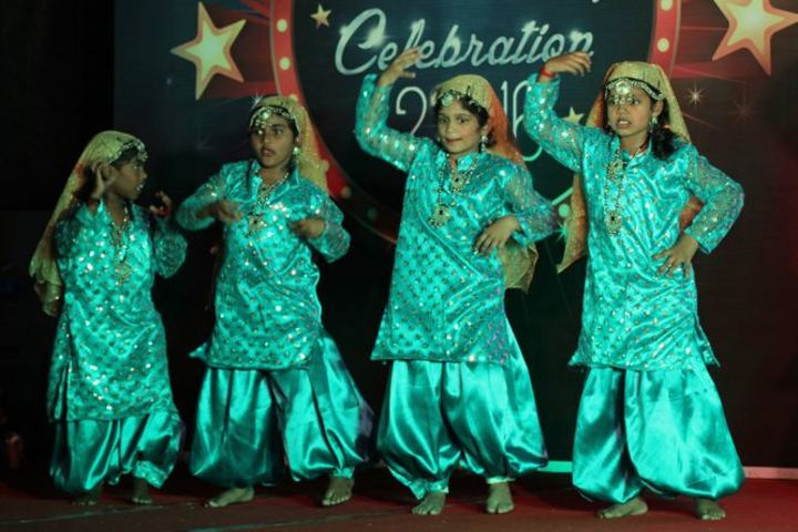 M G V Global Academy-Annual Day Celebrations