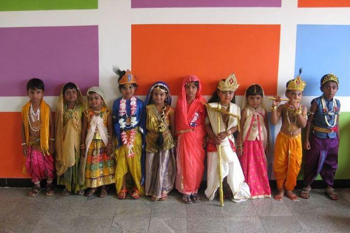 M G V Global Academy-Festival Celebrations