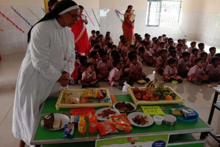 Carmel Public School-Healthy Day Celebration