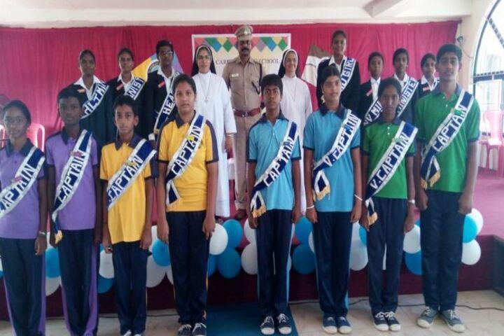 Carmel Public School-Investiture Ceremony