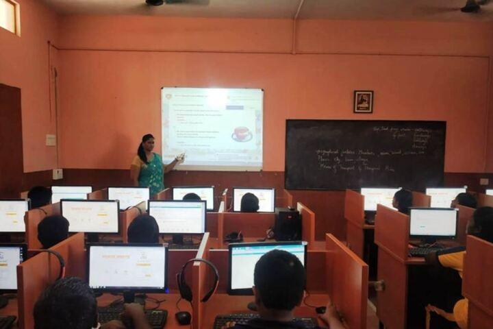 Carmel Public School-Language Lab