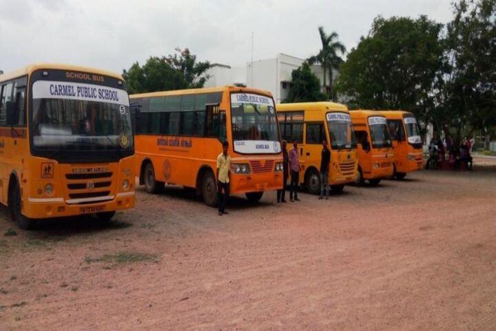 Carmel Public School-School Transport