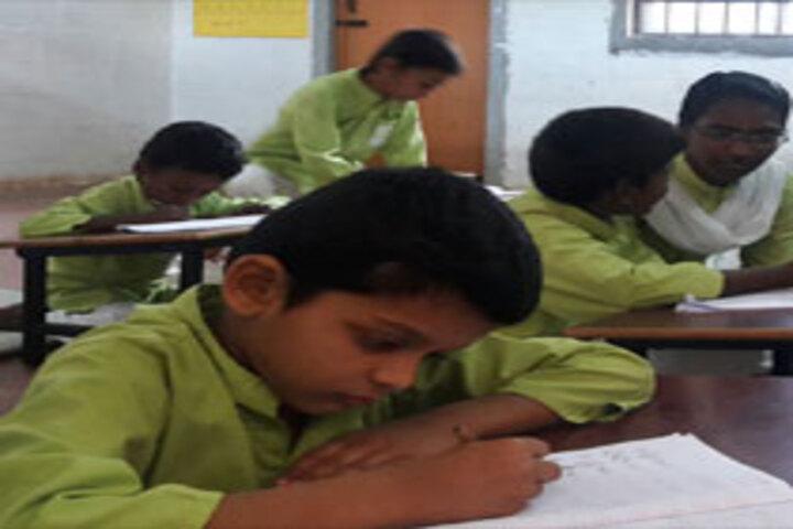 Ishethra International Residential School-Class Room