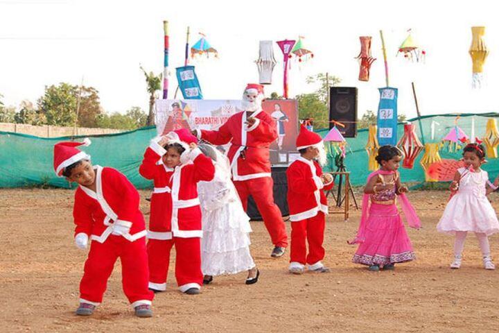 Bharathi Vidhyaa Kendhra School-Christmas Celebration