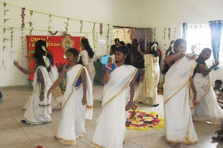 Bharathi Vidhyaa Kendhra School-Festival Celebrations