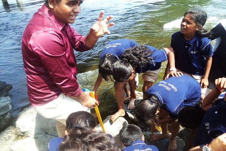 Bharathi Vidhyaa Kendhra School-Field Trip