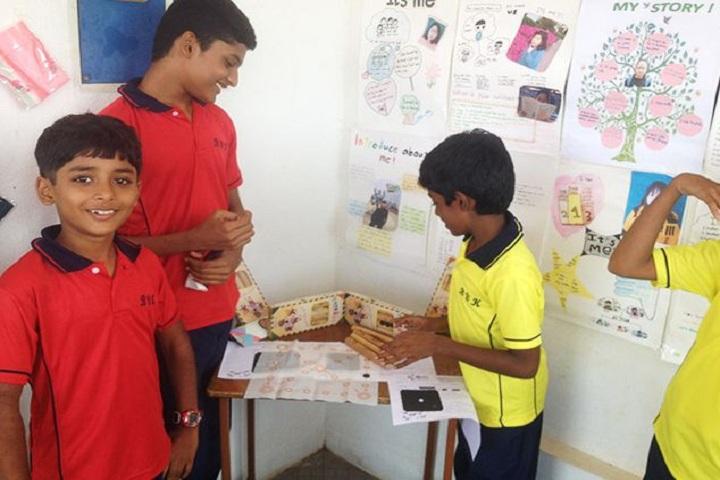 Bharathi Vidhyaa Kendhra School-Science Exhibition