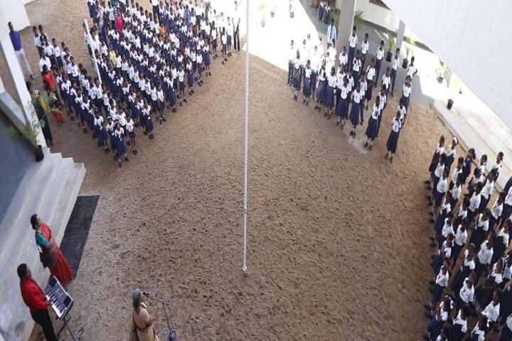 Christwood School-Republic Day