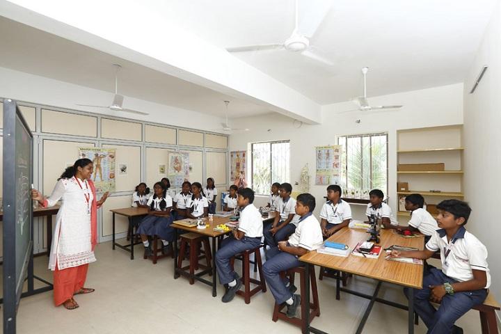 Christwood School-Biology Laboratory