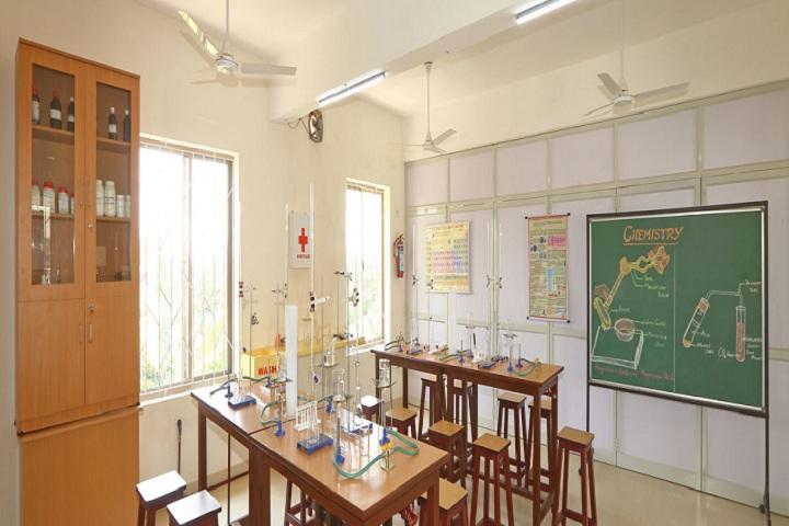 Christwood School-Chemistry Laboratory
