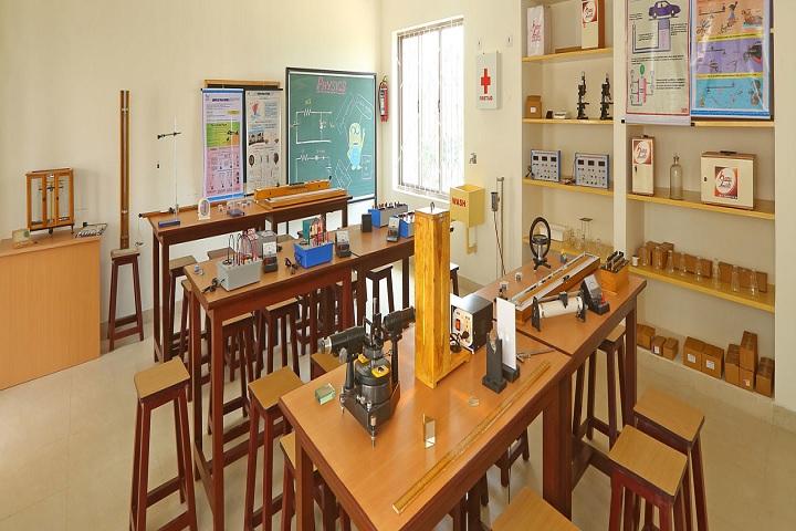 Christwood School-Physics Laboratory
