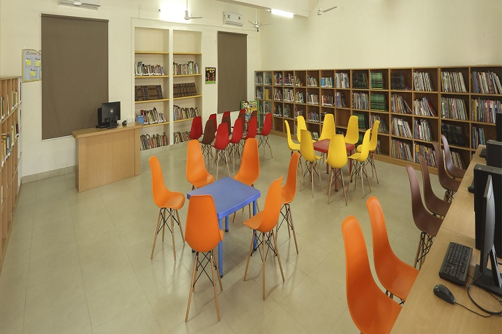 Christwood School-Library