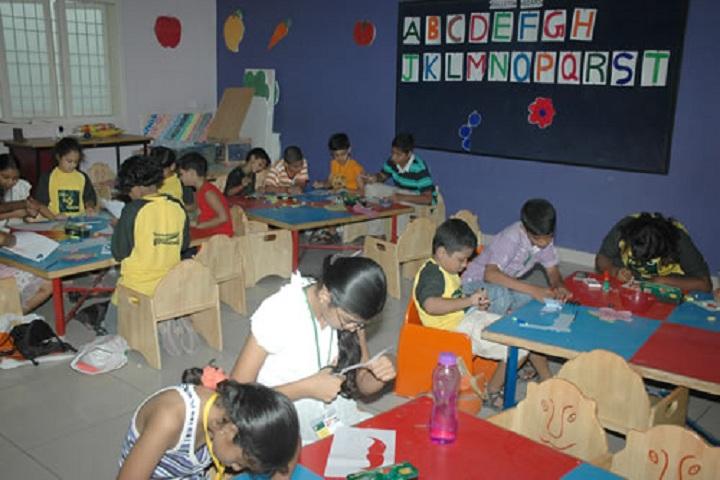 Pincushion Montessori International School-Drawing room