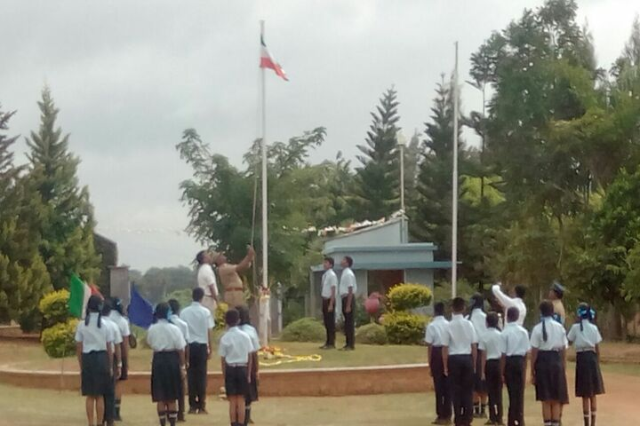 Pincushion Montessori International School-Independence day