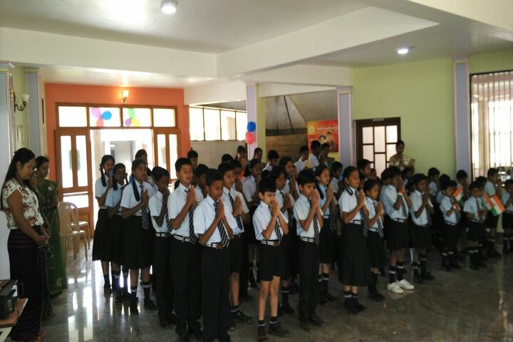 Pincushion Montessori International School-Assembly