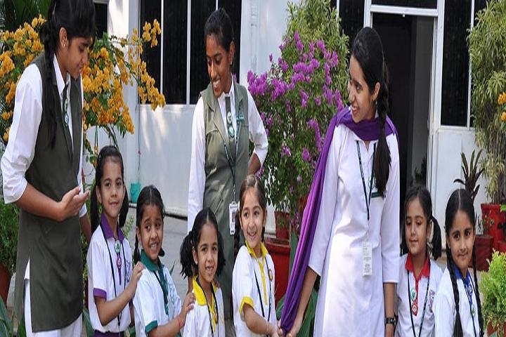 Nasr School-Kids