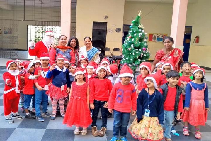 Gitanjali School-Christmas Celebrations