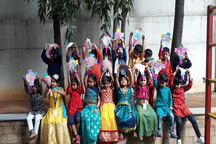 Gitanjali School-Festival Celabrations