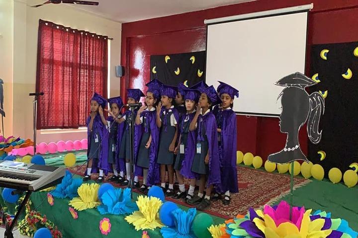 Gitanjali School-Graduation Day