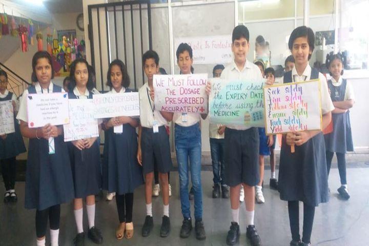 Gitanjali School-Activity