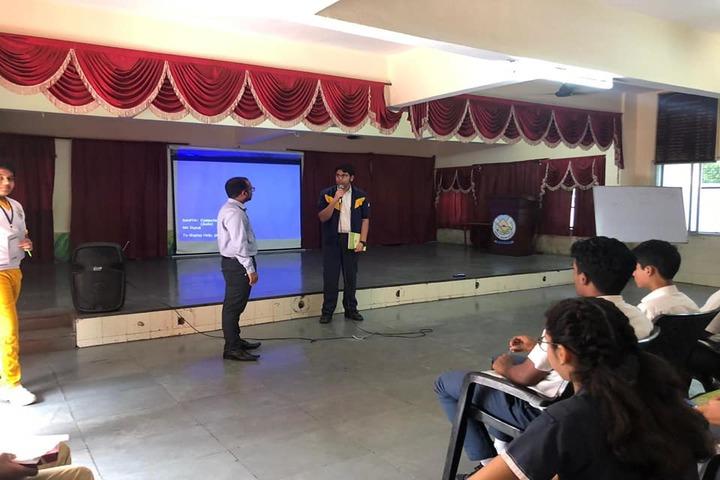 Gitanjali School-Seminar