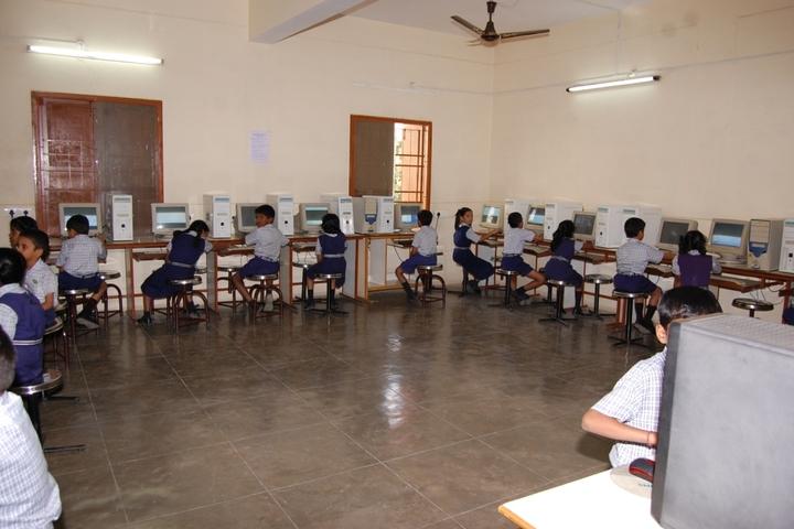 St Theresa High School-Computer Lab