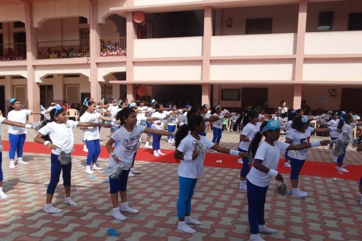 St Theresa High School-Cultural Event