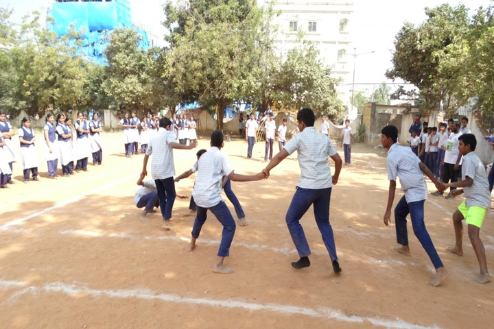 St Theresa High School-Games