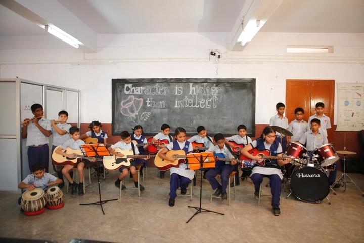 St Theresa High School-Music