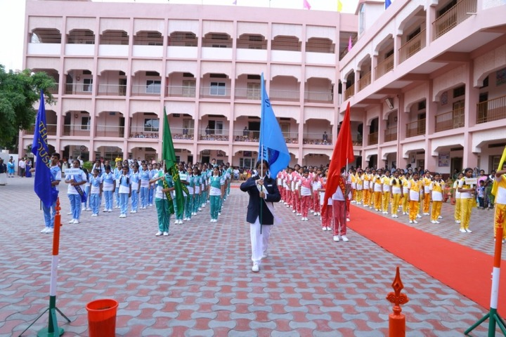St Theresa High School-Sports day