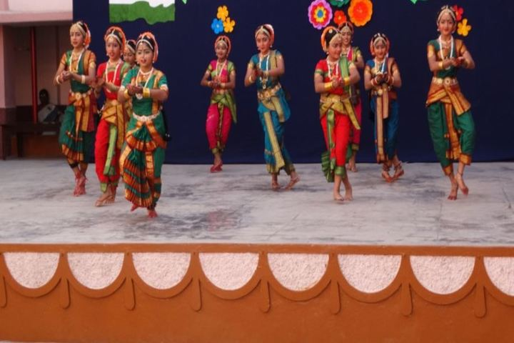 St Theresa High School-Annual day