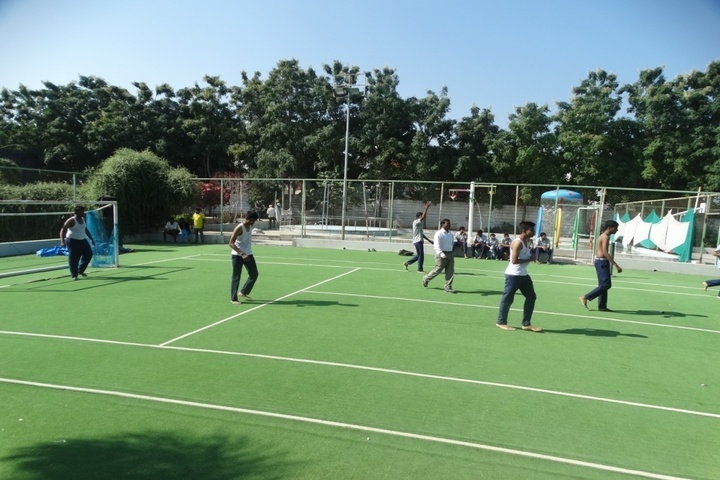 St Theresa High School-Play Ground