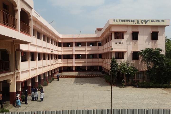 St Theresa High School-School Building
