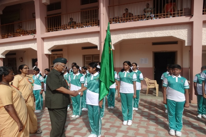 St Theresa High School-Sports Meet
