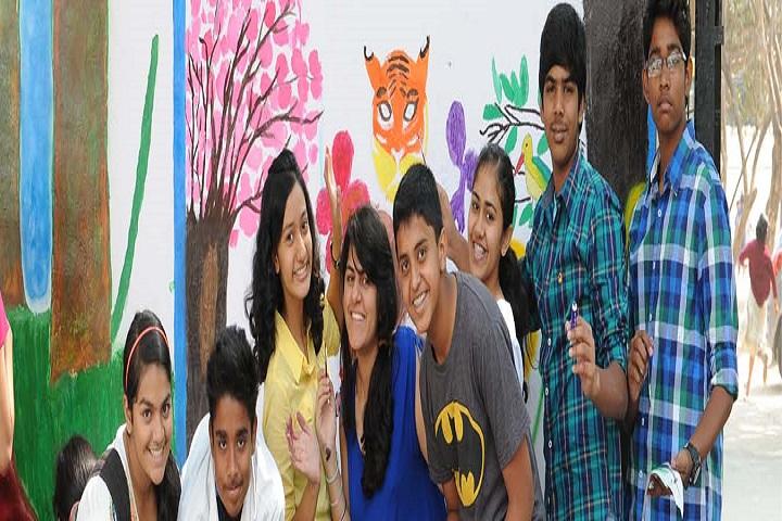 Gitanjali Devshala-Drawing Competition