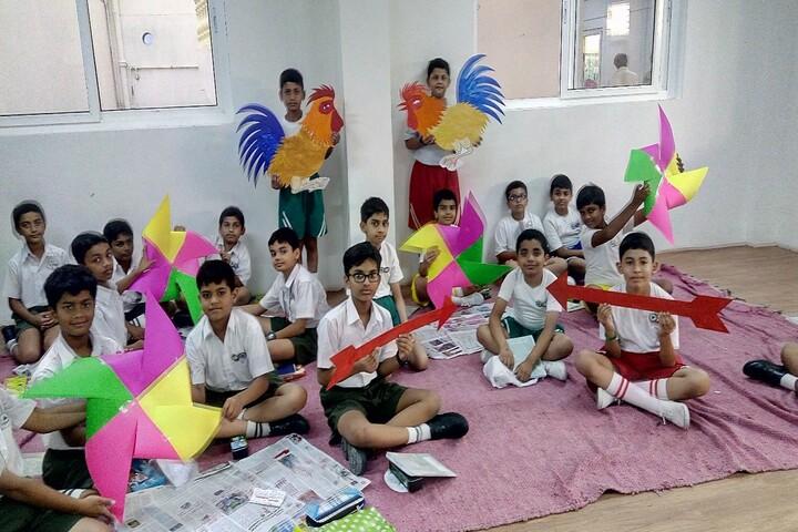 NASR School-Art room