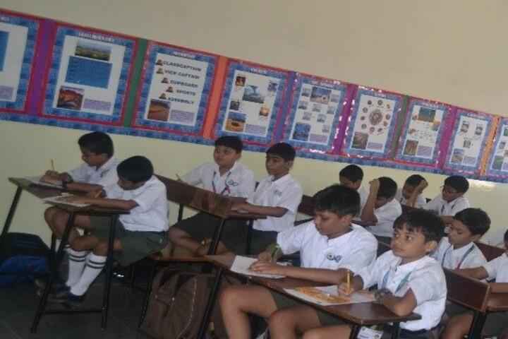 NASR School-Classroom
