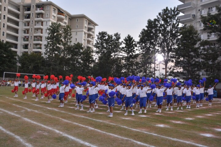 NASR School-Cultural Event