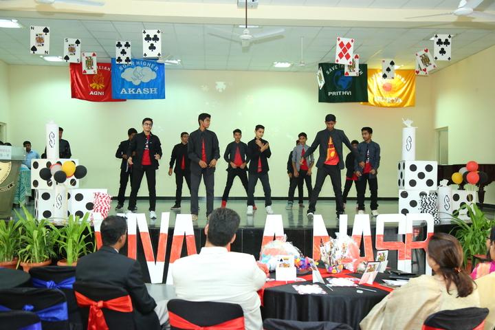 NASR School-Dance