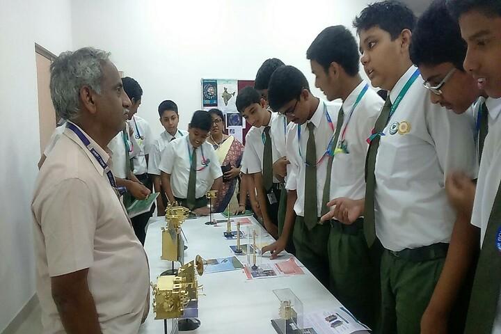 NASR School-Exhibition