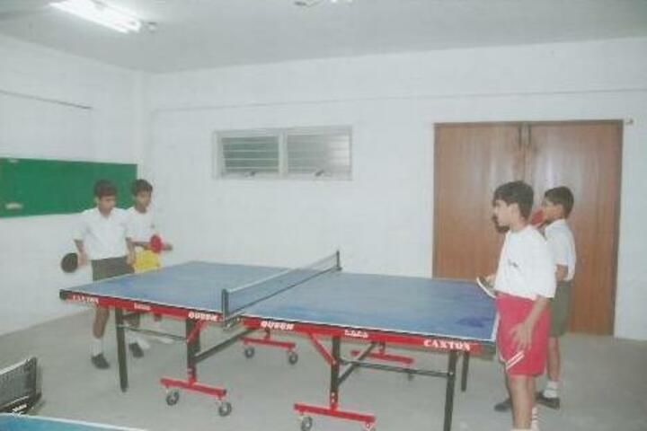 NASR School-Indoor Games