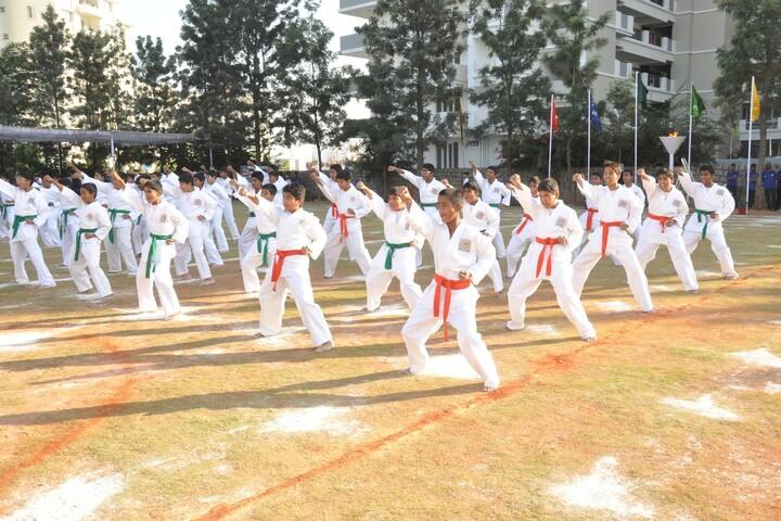 NASR School-Karate