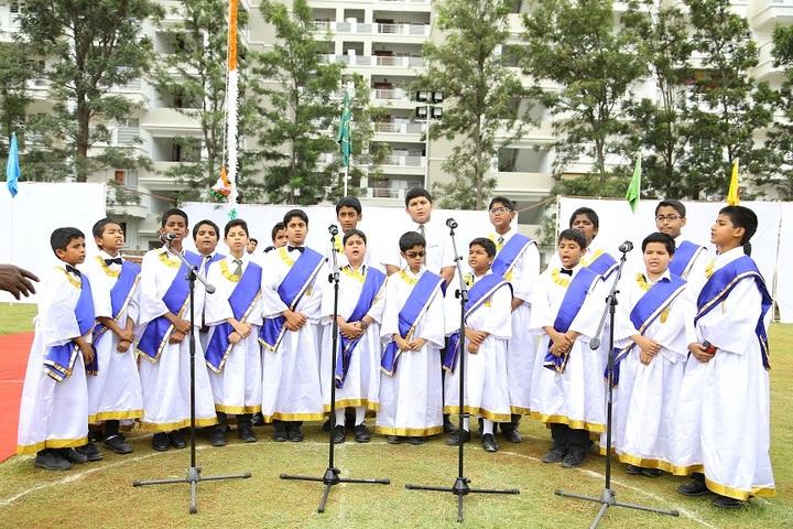 NASR School-Singing