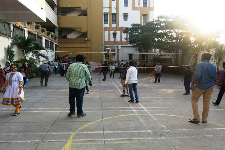 Sri Aurobindo International School-Games