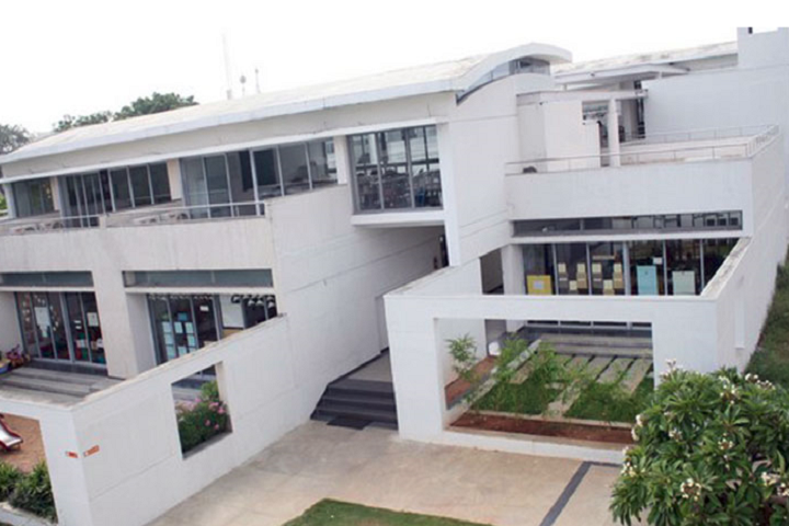 Sreenidhi International School-Campus View