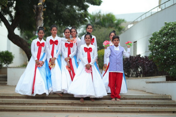 Sreenidhi International School-Christmas Celebration