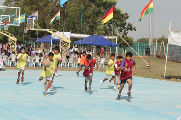 Sreenidhi International School-Games